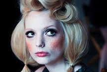Artopia / hair and makeup inspiration board for the Artopia fashion shows!