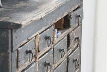 Aged'n'Distressed: Furniture