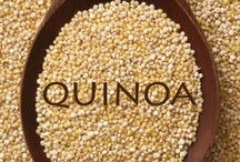 Quinoa Love - Savory / Recipes for lovers of Quinoa / by Tania Cavenecia Torres