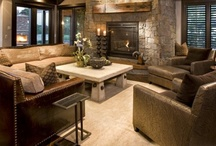 Living Rooms/Sitting Rooms  / by Tory Wrenn