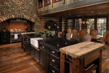 Kitchens/Dining Rooms / by Tory Wrenn