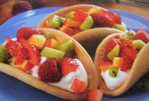 Treats/Sweets with Fruit / by Erica Kuik