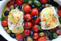 Recipes - Seafood / From the ocean
