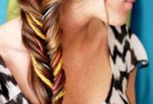Hair styles / by Liz Smith