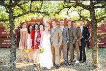 Wedding // Fashion / Style inspiration for weddings, including wedding dresses, bridal accessories, wedding party clothing, and groom's suits.