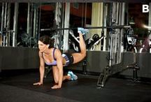 Exercises/Fitness / by Erica Kuik
