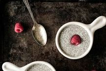 Chia Love / Wonderful recipes for lovers of Chia seeds / by Tania Cavenecia Torres