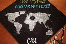 ConGRADulations Are In Order / Gifts for and ideas for Graduates. They did it!