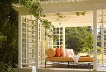 Outdoor Rooms to Love / by Teresa O'Connor