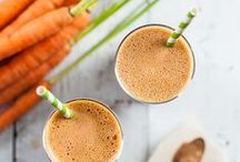 Eat // Smoothie and Juice Recipes / Yummy and (usually) healthy smoothie recipes.