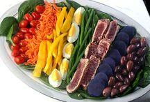 Good Eats -Salad&Dressing /   / by Denise Maruna