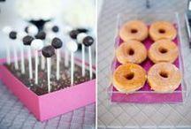 Wedding // Cake & Food