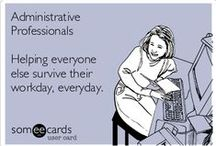 Celebrate Admins / For all that they do for you - show them how much they're appreciated!