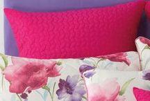 Designer Pillowcases / http://www.manchesterwarehouse.com.au/bed/Pillowcases