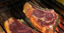 Fleisch | Meat: Beef, Steak, Bacon, Pork, Lamb & Chicken