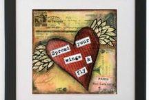 ART  journaling Inspiration / by Nancy Mc