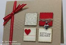 CARD inspiration / by Nancy Mc