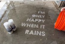 happy when skies are grey / by Tania Fortenbery