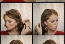 Hair and Beauty / by Gabi Wilson