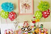 Party Ideas / by Debbie Duckworth