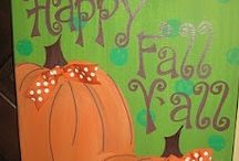 Fall and Halloween / by Debbie Duckworth