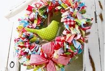 Wreaths / by Debbie Duckworth
