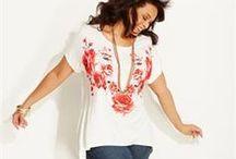 1 Realistic Fashion Ideas / mostly plus size casual wear ideas / by Sarah