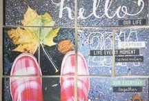 Art Journals / by Katherine Bosco