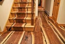 Beautiful Wood Floors / by National Wood Flooring Association