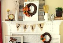 Fall & Halloween! / by Whitney Goddard