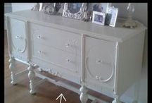 Upcycled Furniture / by Sarah
