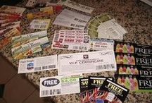 Money / Couponing / by Sarah
