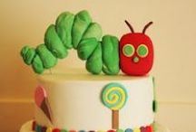 Cakes I'll never make / by Sharon Rozov