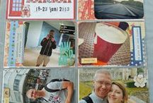My Project Life +2013 / My pages for 2013 and 2014
