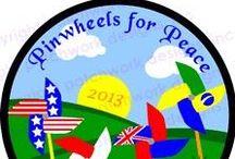 Pinwheels for Peace LE