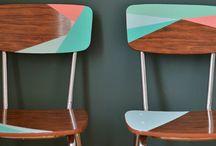 Ways to update and refurbish furniture