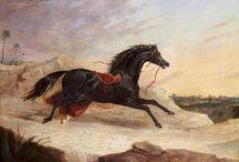 horses in art 2