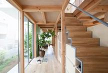 Stairs   Wood / by National Wood Flooring Association
