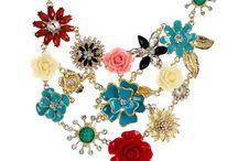 Vintage Repurposed Upcycled Jewelry