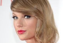 Totally Taylor Swift / All about Taylor Swift! The latest news, what she wore on the red carpet and more. / by cambio