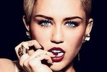 Magically Miley Cyrus / We love Miley Cyrus! From twerking to crafting, she is always sassy, creative and fun. / by cambio