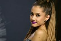 All About Ariana Grande / The little lady with a big voice! / by cambio