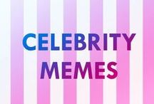 Celebrity Memes / by cambio