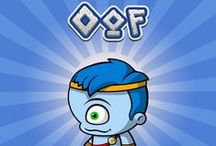 Oof - Bold & Energetic / Oof is bold and energetic, but often acts first and thinks later. He can sometimes be grumpy if he doesn't eat enough.
