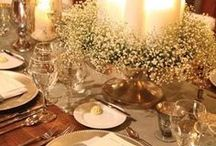 Set the table / by Cristal Goetsch