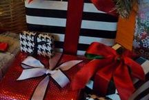 Gift Wrapping Ideas / by Cristal Goetsch