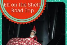 Elf on the Shelf Ideas / Our kids go crazy when Dave the Elf comes to visit every year. I am always looking for new ideas!