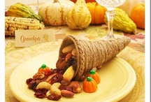 Thanksgiving & Autumn / by Rabecca Lassek