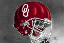 ~BOOMER SOONER~R-U ready for some FOOTBALL / by Carol Hembree Bell