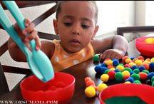 School At Home / Home school ideas for preschoolers